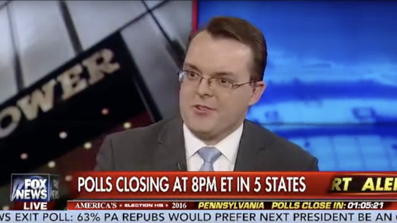 Adam Sharp on Fox News