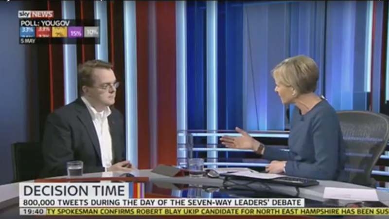 Adam Sharp on Sky News