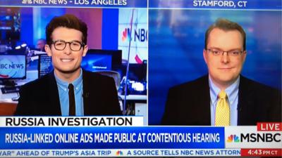MSNBC Live, 2017